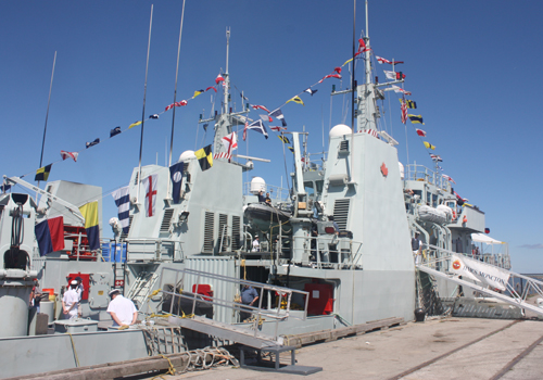 Her Majesty's Canadian Ship Moncton
