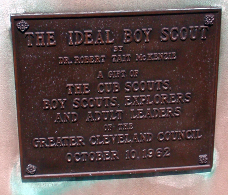 The Ideal Boy Scout