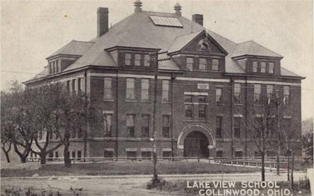 Collinwood Lakeview School Fire 1907