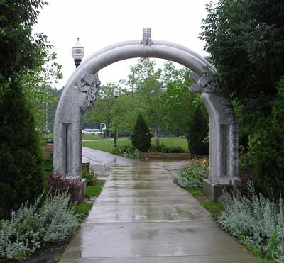 Coventry Road arch