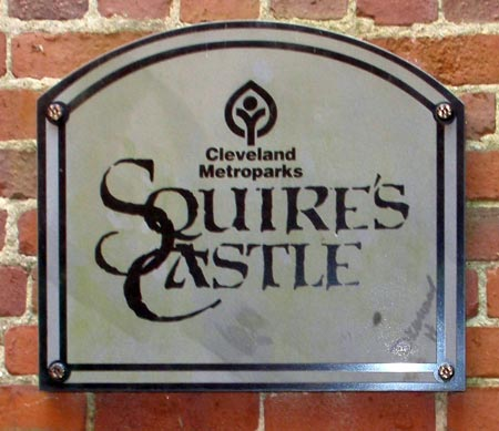 Squire's Castle - photos by Dan Hanson