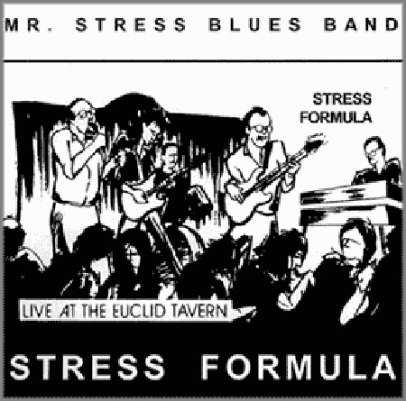 Mr Stress Formula album cover
