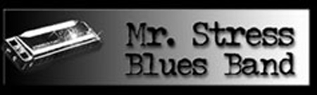 Mr Stress Band Logo