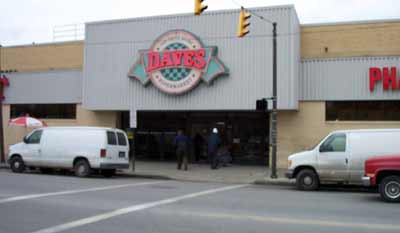 Dave's Supermarket on Payne Avenue