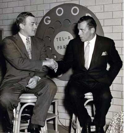 Ed Sullivan and Jim Doney