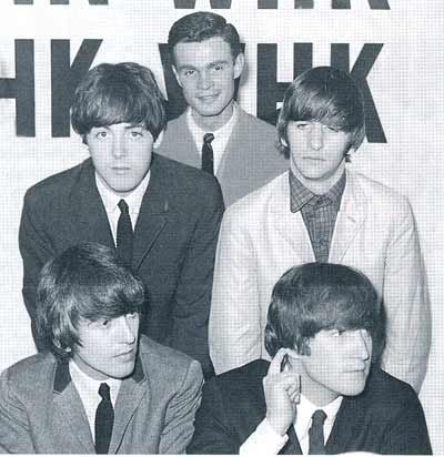 The Beatles with Don Webster