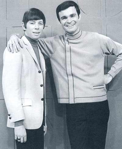 Bobby Goldsboro with Don Webster on Upbeat