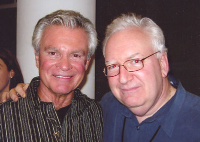 Don Webster with David Spero