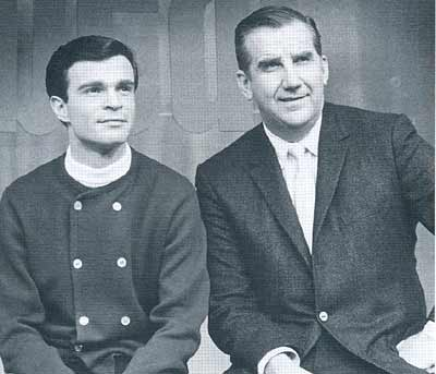 Ed McMahon and Don Webster