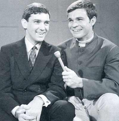 Gene Pitney and Don Webster on Upbeat