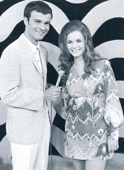 Jeannie C Riley with Don Webster