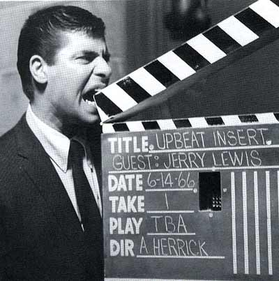 Jerry Lewis on Upbeat