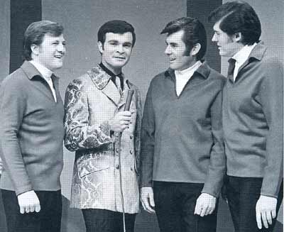 The Lettermen with Don Webster on Upbeat