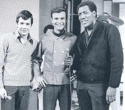 Mitch Ryder, Don Webster and Otis Redding
