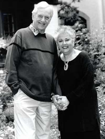 Fred and Linda Griffith in 2002 posing for the Cleveland Couples book - photo by Caroline Heller