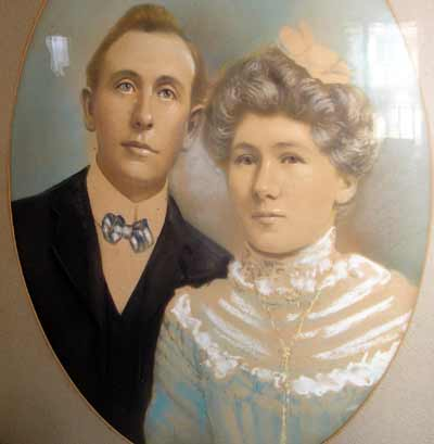 George Condon's parents