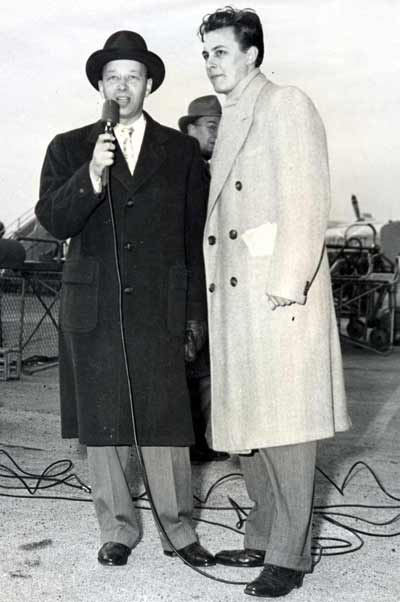 Herb Meyer and Howard Hoffmann