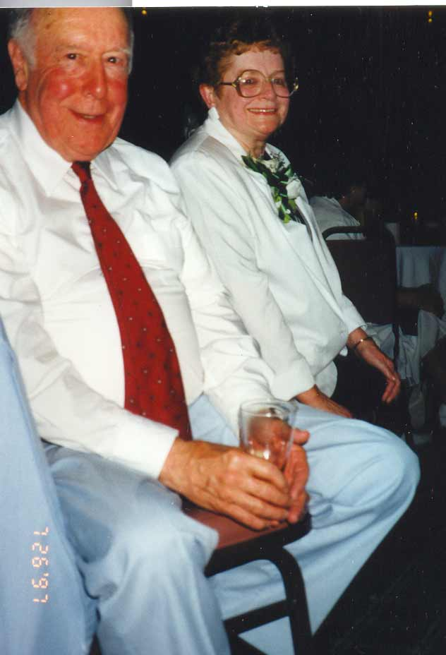 Ed and Mary Terese