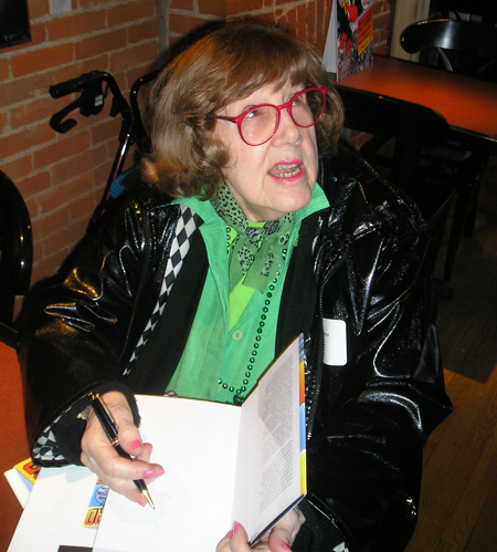 Jane Scott  in 2007