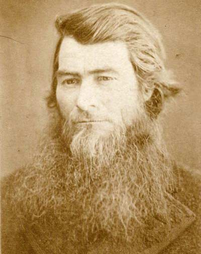 Jim Cookinham's great great grandfather in 1840