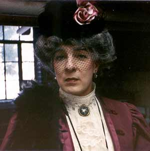 John Buck in 1989 production of The Importance Of Being Earnest by Oscar Wilde