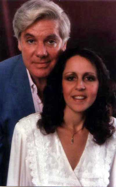 Les Roberts and daughter Valerie Thompson
