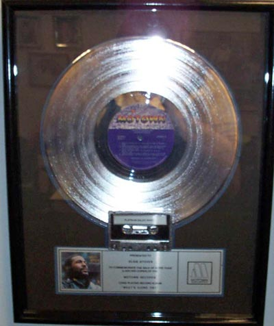Marty Conn Gold Record