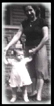 Mary Ann and her grandmother