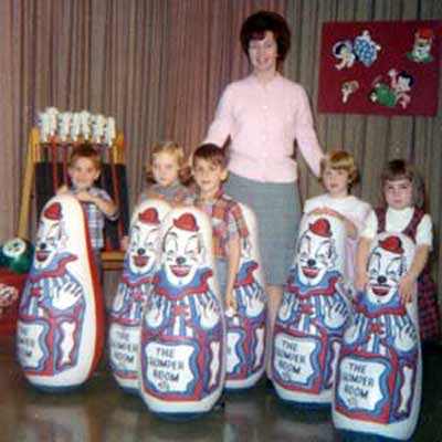 The Original Romper Room http://www.realmagick.com/romper-room/