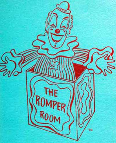 Romper Room jack-in-the-box