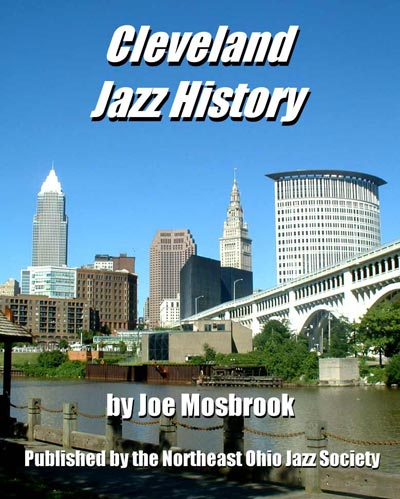 Joe Mosbrook Cleveland Jazz book cover