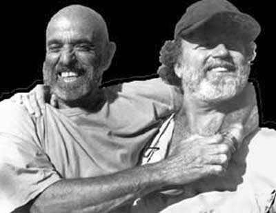 Shel Silverstein and Pat Dailey