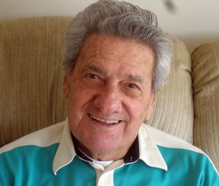 Rocco Scotti in 2009 - photo by Debbie Hanson