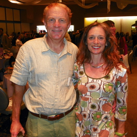 Mark and Ellen Hoffman - Vi's Unoficially adopted son