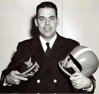 Ralph Tarsitano's photo of Cleveland Browns Hall of Famer Otto Graham