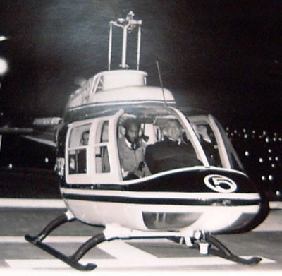 Dr. Ted Castele in News Chopper 5