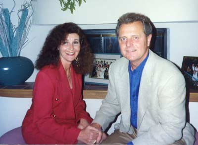Cathy and Tim Taylor