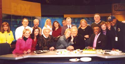 Tim Taylor Retirement - Fox 8 Morning Gang