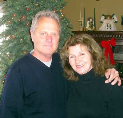 Tim and Cathy Taylor - Christmas 2007
