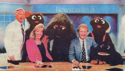 Woolybear 1990 - Dick Goddard, Robin Swoboda and Tim Taylor
