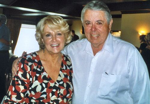 Brenda and Tom Eakin in 2008